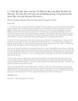 Viết đoạn văn ngắn về bản sắc dân tộc đậm đà trong thơ Tố Hữu