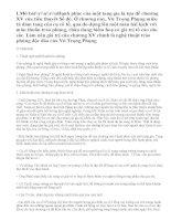 """Phân tích nghệ thuật trào phúng trong đoạn trích """"Hạnh phúc của một tang gia""""_bài 1"""