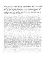 Anh (chị) có cho rằng trong thiên truyện của Nguyễn Thi quả đã có 1 dòng sông truyền thống liên tục chảy từ những lớp người đi trước: tổ tiên, ông cha, cho đến lớp người đi sau: chị em Chiến và Việt