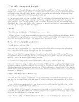 Soạn bài Bài ca ngất ngưởng của Nguyễn Công Trứ