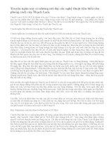 Truyện ngắn Hai đứa trẻ là một tác phẩm tiêu biểu cho phong cách nghệ thuật của Thạch Lam. Hãy trình bày những nét đặc sắc nghệ thuật của tác phẩm trên