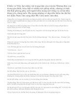 Bài 1: Phân tích những điểm giống nhau và khác nhau của hai nhân vật Việt và Chiến trong truyện ngắn Những đứa con trong gia đình của Nguyễn Thi.