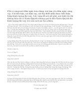 Cảm nhận về bài thơ Sóng của Xuân Quỳnh (bài 2).
