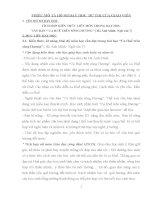 """TÍCH hợp KIẾN THỨC LIÊN môn TRONG dạy học môn NGỮ văn  văn bản """" CA HUẾ TRÊN SÔNG HƯƠNG """"( hà ánh minh  ngữ văn 7)"""