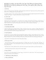 Phân tích nhân vật Bá Kiến trong truyện ngắn Chí Phèo của Nam Cao