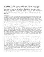 """Phân tích giá trị nhân đạo của tác phẩm """"Đời thừa"""" của nhà văn Nam Cao"""