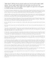 Có ý kiến cho rằng truyện ngắn Đời thừa là một tuyên ngôn nghệ thuật của Nam Cao. Hãy giải thích và chứng minh ý kiến trên