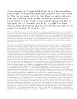 """Anh (chị) hãy phân tích nhân vật Phùng trong tác phẩm """"Chiếc thuyền ngoài xa """" của Nguyễn Minh Châu"""