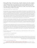 """Vẻ đẹp của con sông Hương từ ngoại ô Kim Long đến cồn Hến mà em cảm nhận được qua bài tùy bút """"Ai đã đặt tên cho dòng sông"""" của Hoàng Phủ Ngọc Tường."""