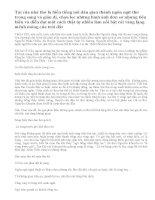 Bài 2: Phân tích bài thơ Thu điếu của Nguyễn Khuyến.