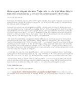 Phân tích giá trị hiện thực trong tác phẩm Vợ nhặt của Kim Lân