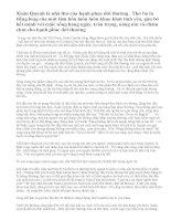 Phân tích bài thơ Sóng của Xuân Quỳnh (bài hay)