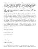 Phân tích bài thơ Đàn ghita của Lorca – Thanh Thảo