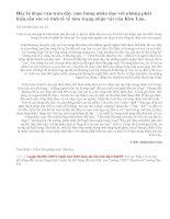 Phân tích giá trị nhân đạo trong tác phẩm Vợ nhặt của Kim Lân.