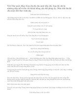 Phân tích bài thơ Tràng giang để làm rõ nhân định: Tràng giang đã tiếp nối mạch thi cảm truyền thống với sự cách tân đích thực.