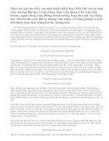 Phân tích bài thơ Tràng giang của Huy Cận_bài 2