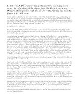 Phân tích bài thơ Việt Bắc của Tố Hữu_bài 1