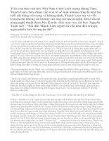 Phân tích truyện ngắn Hai đứa trẻ của Thạch Lam để chứng minh rằng truyện Hai đứa trẻ là một bài thơ trữ tình đầy xót thương