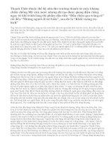 Phân tích bài thơ Đàn ghita của Lorca