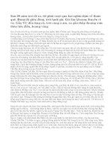 Tóm tắt truyện ngắn cố hương của nhà văn hào Lỗ Tấn