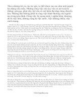 Nêu cảm nhận về bài thơ Khúc hát ru những em bé lớn trên lưng mẹ của Nguyễn Khoa Điềm ( bài 2).