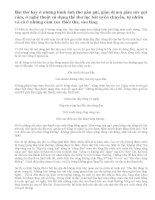 Tâm trạng người chiến sĩ cách mạng trong bài thơ Khi con tu hú của nhà thơ Tố Hữu