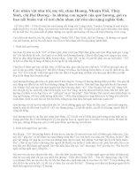 Cảm nhận về hình bóng quê nhà và con người nơi quê cha đất tổ trong truyện Cố hương của Lỗ Tấn ( bài 2).