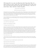 Phân tích một bài thơ viết về Bác Hồ đã gây cho em nhiều xúc động hơn cả