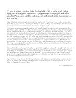 Bài 1: Trong truyện ngắn Lặng lẽ Sa Pa, em thích nhất điều gì? Nêu ý kiến của em về điều đó