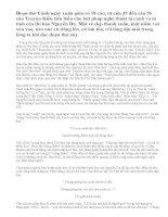 Cảm nhận của em về bức tranh Cảnh ngày xuân trong Truyện Kiều (bài 2).
