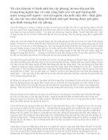 Suy nghĩ của em về hình ảnh hai cây phong trong tác phẩm Người thầy đầu tiên của Ai-ma-tốp