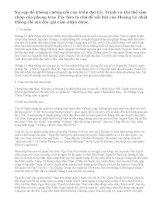 Em hãy giới thiệu một vài nét về Hoàng Lê nhất thống chí của Ngô gia văn phái và tóm tắt hồi thứ 14.