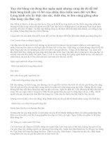 Bài 6: Cảm nhận của em trước lòng kính yêu tha thiết của nhân dân miền Nam đối với Chủ tịch Hồ Chí Minh trong bài thơ Viếng lăng Bác (Viễn Phương).