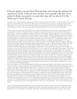 Bài 2: Phân tích nhân vật Vũ Nương trong tác phẩm Chuyện người con gái Nam Xương của Nguyễn Dữ.