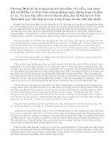 Cảm nhận của em về nhân vật Phương Định trong truyện ngắn Những ngôi sao xa xôi của nhà văn nữ Lê Minh Khuê