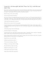 Cảm nhận về bài thơ Quê hương của Tế Hanh