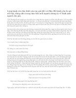 Bài 5: Cảm nhận của em trước lòng kính yêu tha thiết của nhân dân miền Nam đối với Chủ tịch Hồ Chí Minh trong bài Viếng lăng Bác của nhà thơ Viễn Phương (Bài 5)