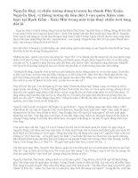 Nêu cảm nhận về hình tượng người anh hùng Nguyễn Huệ khi đọc Hồi thứ mười bốn rút trong cuốn Hoàng Lê nhất thống chí.