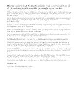Đọc mỗi tác phẩm văn chương, sau mỗi trang sách, ta đọc được cả nỗi niềm băn khoăn trăn trở của tác giả về số phận con người Dựa vào những hiểu biết về Lão Hạc, và Cô bé bán diêm hãy làm sáng tỏ nỗi niềm đó.