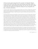 Bài 2: Trong truyện ngắn Lặng lẽ Sa Pa, em thích nhất điều gì? Nêu ý kiến của em về điều đó
