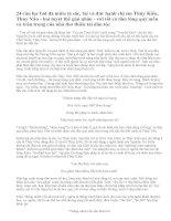 Phân tích đoạn thơ: Chị em Thuý Kiều ( bài 3).