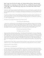 Bài 7: Cảm nhận của em trước lòng kính yêu tha thiết của nhân dân miền Nam đối với Chủ tịch Hồ Chí Minh trong bài Viếng lăng Bác của nhà thơ Viễn Phương (Bài 4)