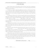 KẾ HOẠCH KHỞI SỰ KINH DOANH CÔNG TY TỔ CHỨC SỰ KIỆN CHO TRẺ EM