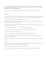 Câu 1 trang 105 sgk địa lí 9