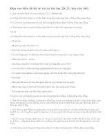 Bài 2 trang 80 sgk địa lí 9