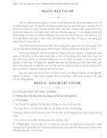 skkn các DẠNG bài tập  TRẮC NGHIỆM sử DỤNG TRONG CHƯƠNG i đại số 8