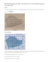 Bài 40 trang 131 sgk toán lớp 8 tập 1