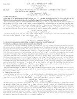 Dàn bài gợi ý phân tích đoạn trích mã giám sinh mua kiều   truyện kiều   nguyễn du