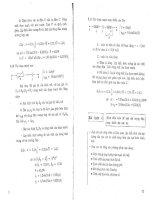 Điều kiện để 1 đại lượng của dòng điện xoay chiều đạt cực trị   sách giải toán vật lý lớp 12 tập 2