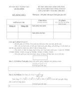 Download đề thi và đáp án giải toán trên máy tính cầm tay năm học 2010 2011 lớp 12 BTTHPT cấp tỉnh